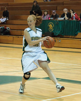 1770 Girls JV Basketball v NWChr 122010