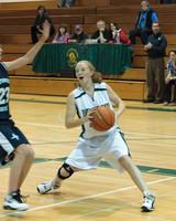 1773 Girls JV Basketball v NWChr 122010