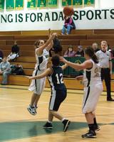 1791 Girls JV Basketball v NWChr 122010
