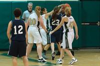 1803 Girls JV Basketball v NWChr 122010