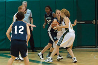 1807 Girls JV Basketball v NWChr 122010