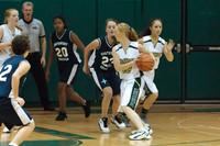 1808 Girls JV Basketball v NWChr 122010