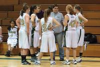 1830 Girls JV Basketball v NWChr 122010