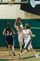 1844 Girls JV Basketball v NWChr 122010