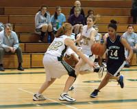 1863 Girls JV Basketball v NWChr 122010