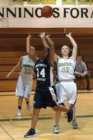 1869 Girls JV Basketball v NWChr 122010