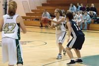 1911 Girls JV Basketball v NWChr 122010
