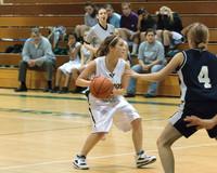 2001 Girls JV Basketball v NWChr 122010