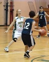 2021 Girls JV Basketball v NWChr 122010