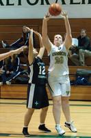 2031 Girls JV Basketball v NWChr 122010