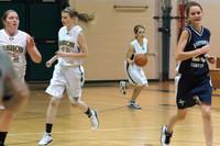 2042 Girls JV Basketball v NWChr 122010