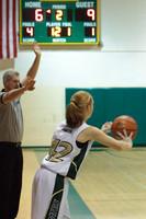 2066 Girls JV Basketball v NWChr 122010