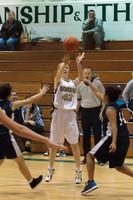 2069 Girls JV Basketball v NWChr 122010