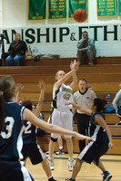 2070 Girls JV Basketball v NWChr 122010