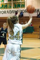 2083 Girls JV Basketball v NWChr 122010