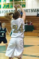 2084 Girls JV Basketball v NWChr 122010