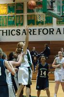 2089 Girls JV Basketball v NWChr 122010