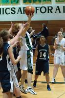2090 Girls JV Basketball v NWChr 122010