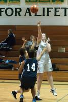 2096 Girls JV Basketball v NWChr 122010
