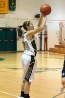 2118 Girls JV Basketball v NWChr 122010