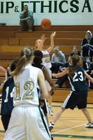 2132 Girls JV Basketball v NWChr 122010