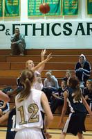 2133 Girls JV Basketball v NWChr 122010
