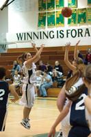 2151 Girls JV Basketball v NWChr 122010