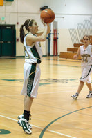 2156 Girls JV Basketball v NWChr 122010