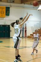 2157 Girls JV Basketball v NWChr 122010