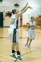2159 Girls JV Basketball v NWChr 122010