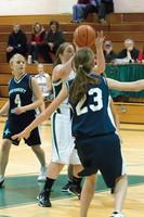 2162 Girls JV Basketball v NWChr 122010