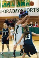 2163 Girls JV Basketball v NWChr 122010