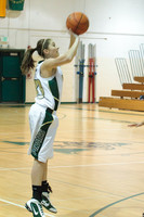 2168 Girls JV Basketball v NWChr 122010