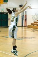 2170 Girls JV Basketball v NWChr 122010