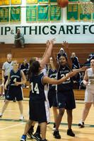 2181 Girls JV Basketball v NWChr 122010