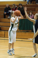 2201 Girls JV Basketball v NWChr 122010