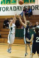 2202 Girls JV Basketball v NWChr 122010