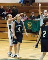 2207 Girls JV Basketball v NWChr 122010