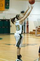 2210 Girls JV Basketball v NWChr 122010