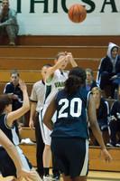 2220 Girls JV Basketball v NWChr 122010
