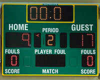 2239 Girls JV Basketball v NWChr 122010