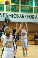 2240 Girls JV Basketball v NWChr 122010