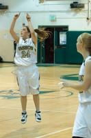 2256 Girls JV Basketball v NWChr 122010