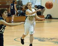 2264 Girls JV Basketball v NWChr 122010