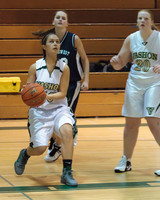2313 Girls JV Basketball v NWChr 122010