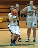 2315 Girls JV Basketball v NWChr 122010