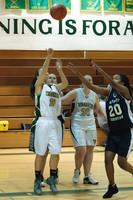2318 Girls JV Basketball v NWChr 122010