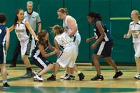 2321 Girls JV Basketball v NWChr 122010