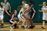 2323 Girls JV Basketball v NWChr 122010