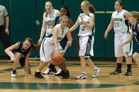 2325 Girls JV Basketball v NWChr 122010